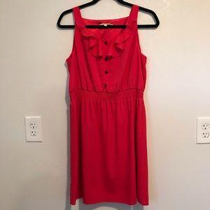 Gianni Bini Hot Pink Dress